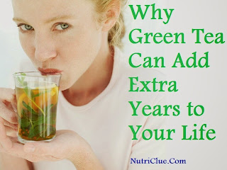 Why Green Tea Can Add Extra Years to Your Life