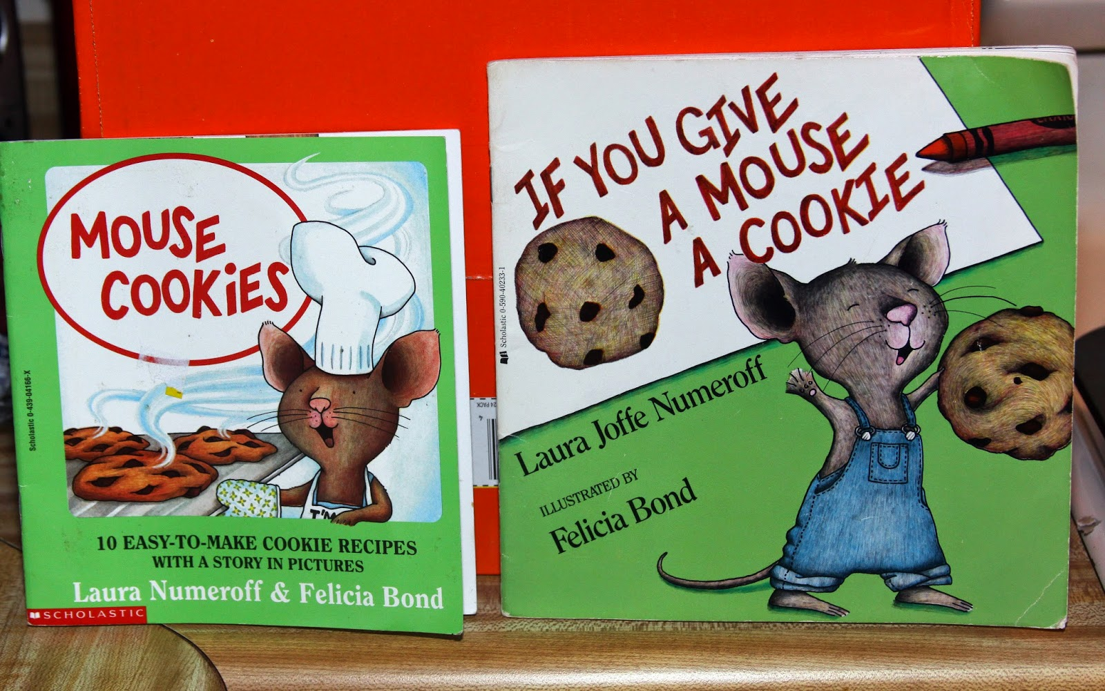 Mouse Cookies Cookbook