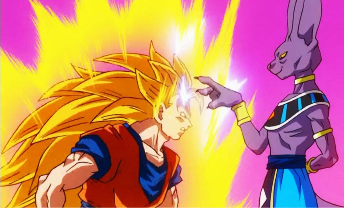 Super Saiyan 3 defeated