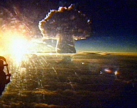 10 πιο θεαματικές και καταστροφικές ατομικές βόμβες στην ιστορία