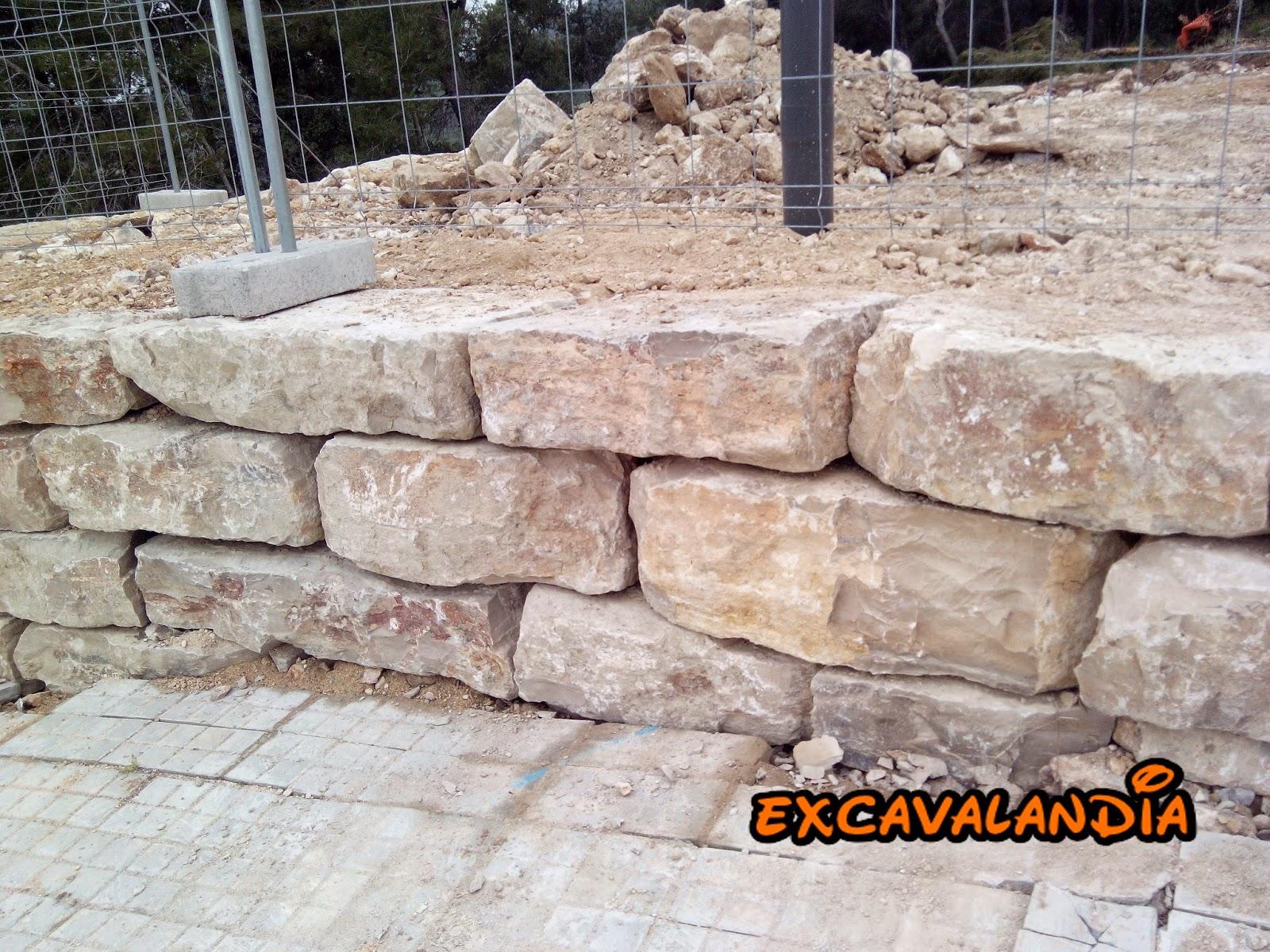 Muro de piedra precio latest piedra fachaleta para muros - Piedra caliza precio ...