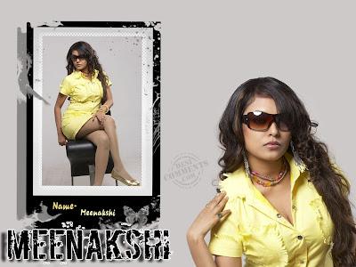 Meenakshi hot veryhot