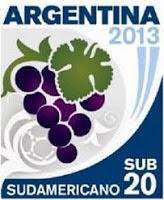 SUDAMERICANO-Sub-20-2013