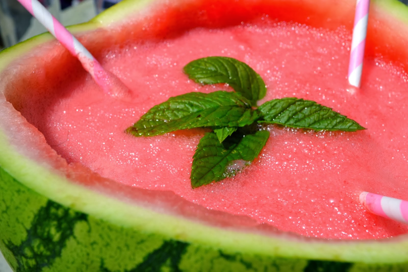 Watermelon Summer Cocktail