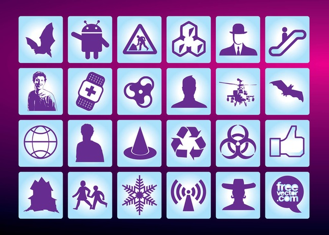 120+ Free Vector Signs Symbols Graphics Download