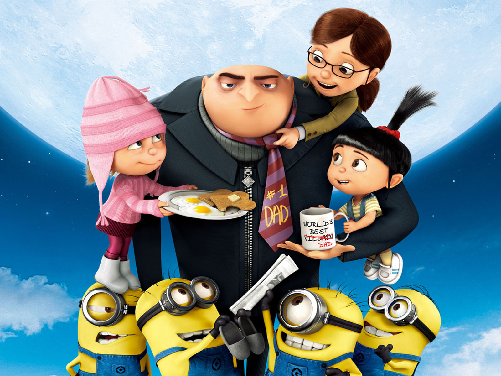 Tag despicable me cartoons wallpapers images photos and pictures