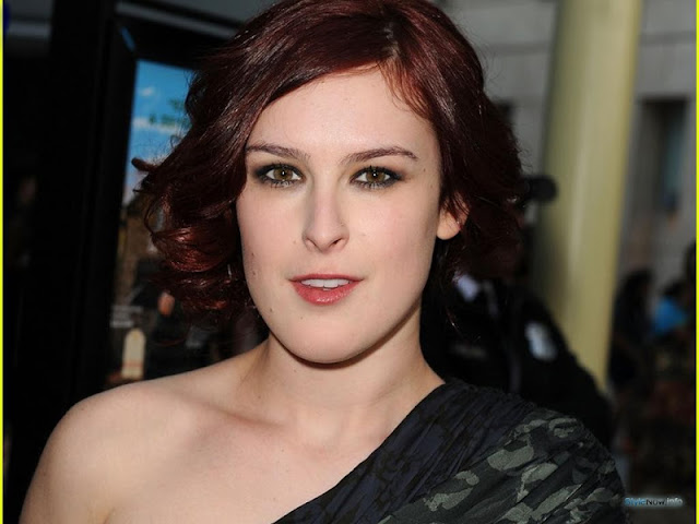 Actress Rumer Willis