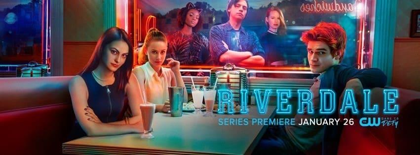 Riverdale 2017 Série 720p HD Webdl completo Torrent