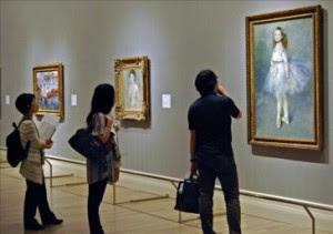 EL MUSEO DE ARTE DE WASHINGTON LLEVA A TOKIO GRANDES OBRAS DEL IMPRESIONISMO: