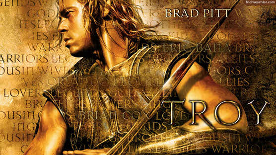 Troy (2004) a movies like Braveheart