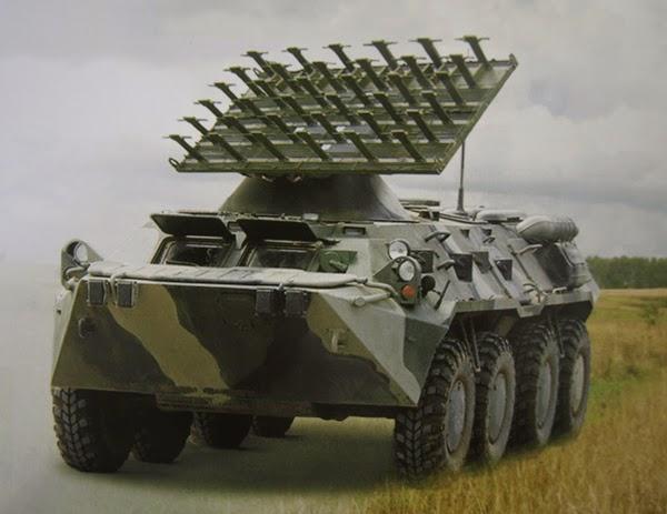 Radar 3D Canggih 1L121 E mobile 3 D air defence radar Buatan Rusia