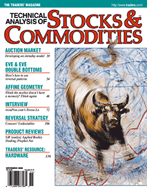 Mensile STOCKS&COMMODITIES di novembre 2002