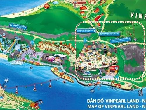ヴィンパールランド Vinpearl Land