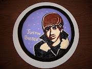 Celebrating Birthday With Justin BieberTheme Cake (justin bieber birthday cakes )
