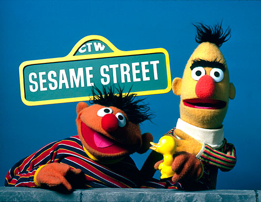 Most Popular Sesame Street Character Bert And Ernie