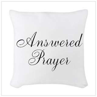 Scripture Throw Pillows- Answered Prayer Throw Pillow- Amazing Grace- God Bless Our Home, God's Little Princess, God's Little Prince