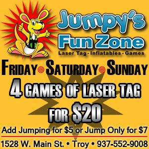 Jumpys Laser Tag
