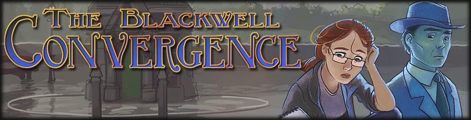 Blackwell Point-and-Click Adventure