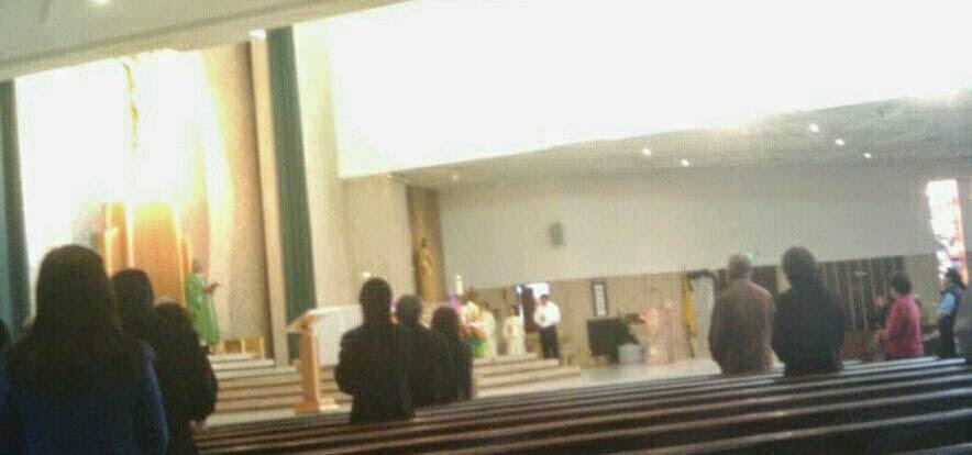 Theological One I 020415 Re St Columban Fr Caboboy Garden Grove Ca
