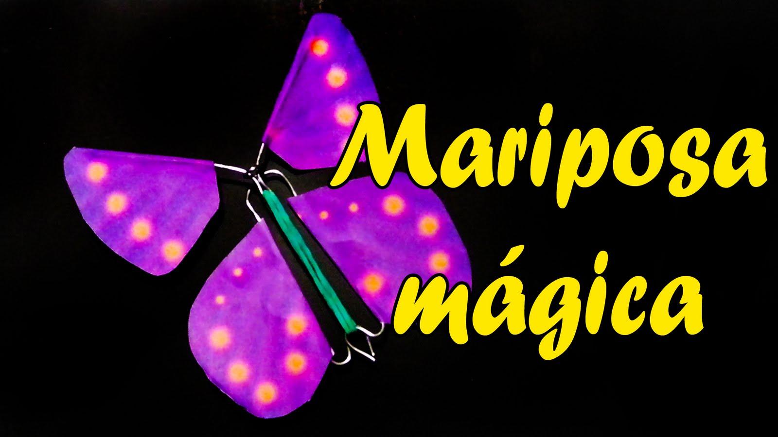 como se hace una mariposa magica unos pasos sencillos de como
