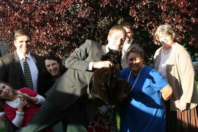 The Stott Family