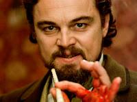 Leonardo DiCaprio em Django