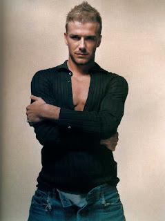 Pemain Bola Terganteng David Beckham