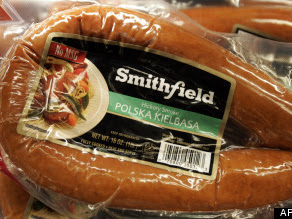 Smithfield-Shuanghui Merger Faces Opposition From Food Safety Advocates