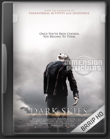 Dark Skies (BRRip HD Español Latino) (2013)