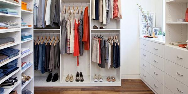 Yeni evli giyinme odas b l m noktas 5x5 closet layout