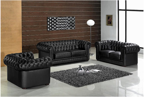 leather-cloth-and-wood-living-room-sets