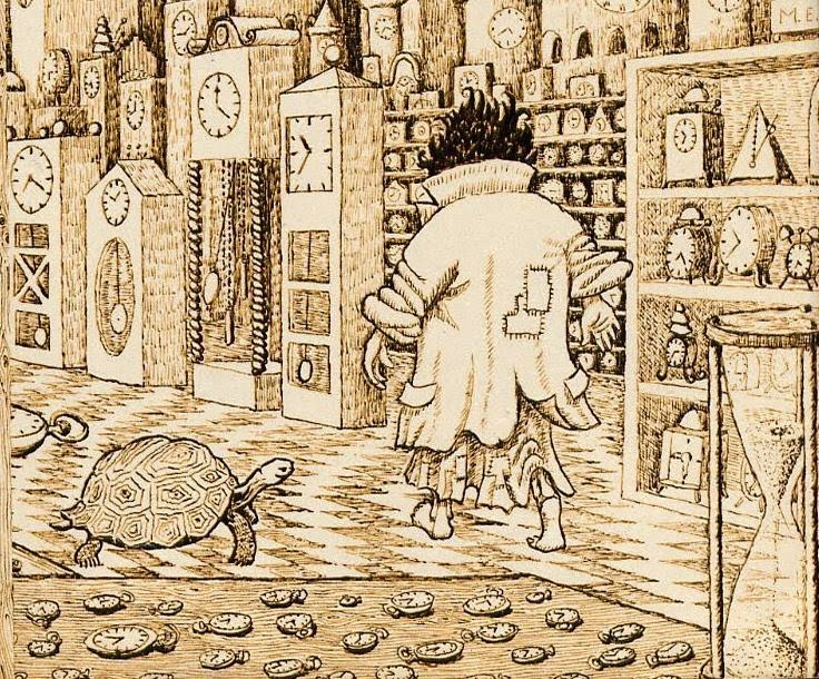 10 Books You Have To Read - Momo, by Michael Ende