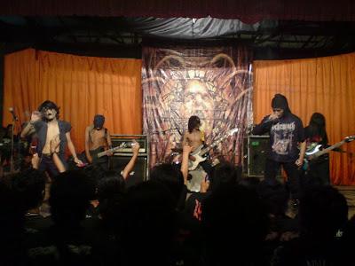 Sengkolo Geni Javanesse Black Metal