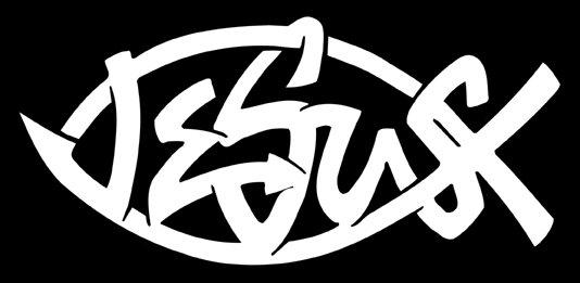 """Los """"grafiteros"""" presentes en la JMJ Río 2013 Jesus%252520fish%252520pic%252520graffiti"""
