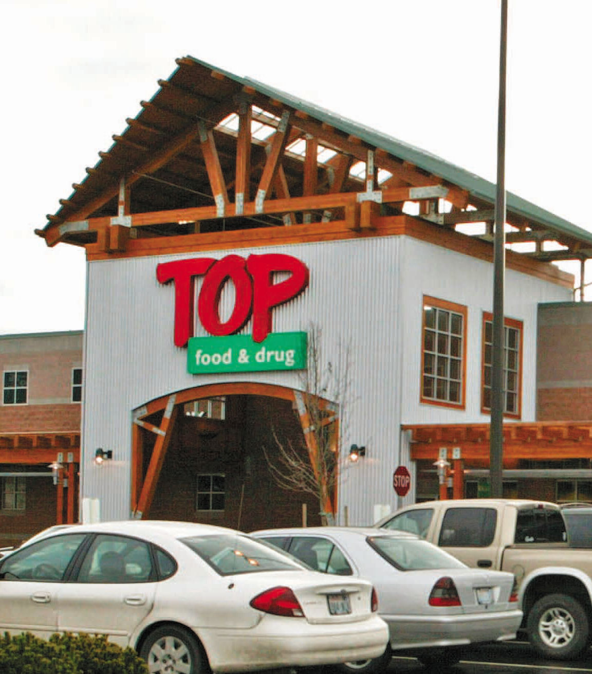 In , Tops Friendly Markets fully remodeled a store in Perinton, and rebranded it Martin's Super Food Store in an effort to revitalize the marketplace. Martin's Food Markets is a brand owned by Tops Friendly Markets' then-parent company, Ahold, via their subsidiary Giant-Carlisle.