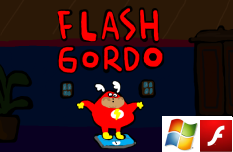 Flash Gordo