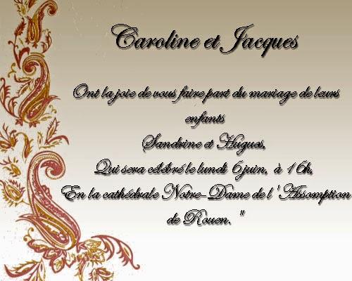 Assez Modele faire part mariage gratuit imprimer – Blog photo de mariage  DO05