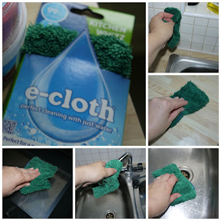 green cleaning, ecloth