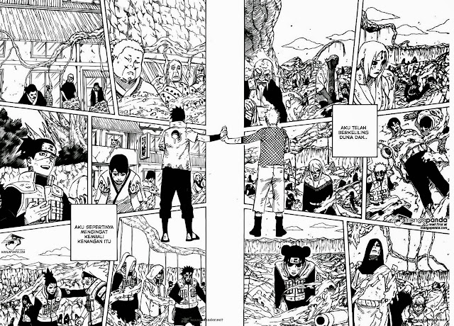 Naruto - Chapter:699 - Page:10