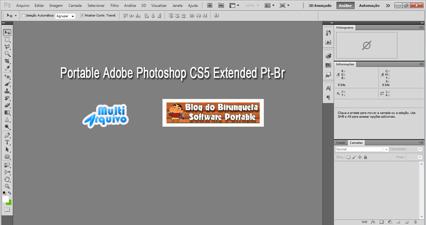 adobe photoshop cs6 extended final- pt-br