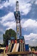 wieża treningowa ratownictwa naftowego w Krakowie