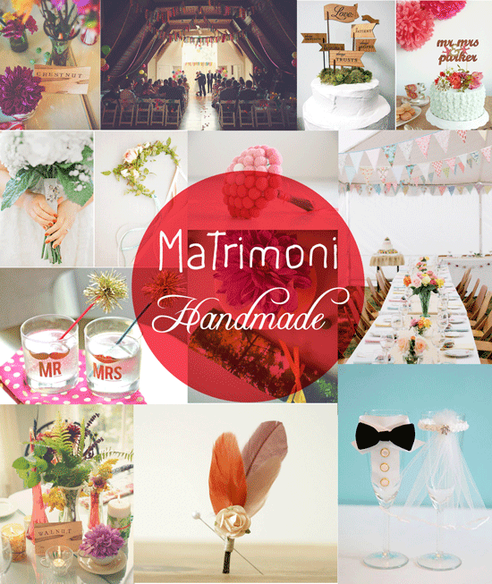 Matrimoni handmade
