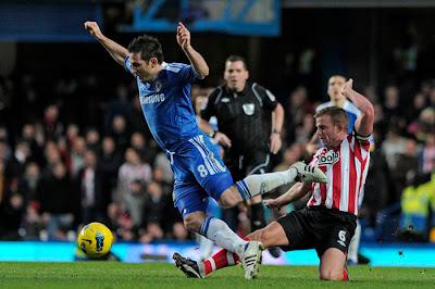 Chelsea 1 - 0 Sunderland (3)