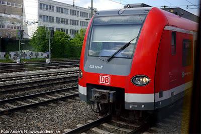 s-bahn, stadtbahn, city train, germany deutschland, tyskland, münchen, munich