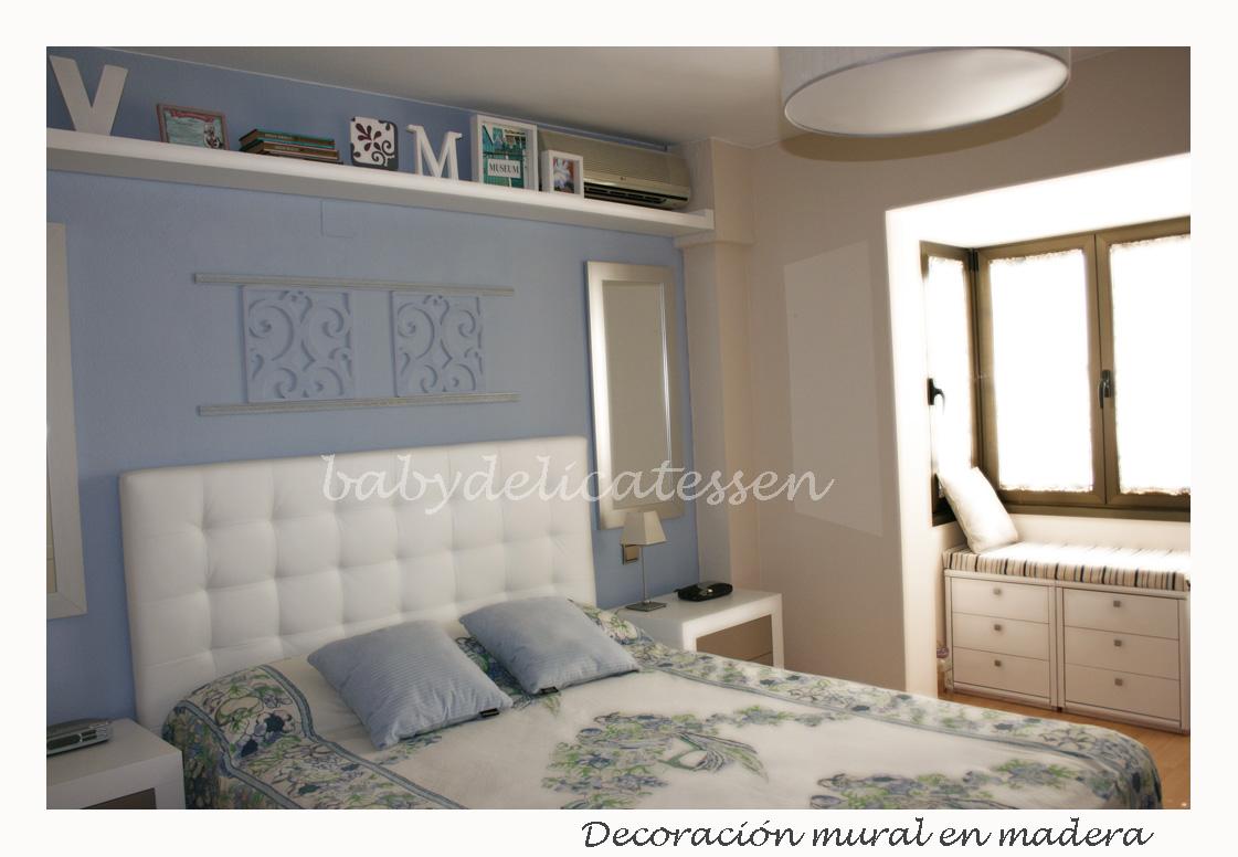 Baby delicatessen decoraci n mural para el dormitorio - Decoracion de dormitorio principal ...