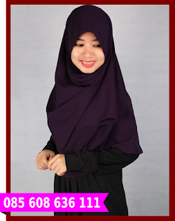 hijab segi empat yg modis