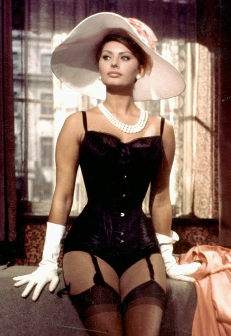 Sexy Sophia Loren
