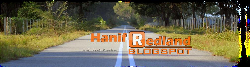 Hanif Redland