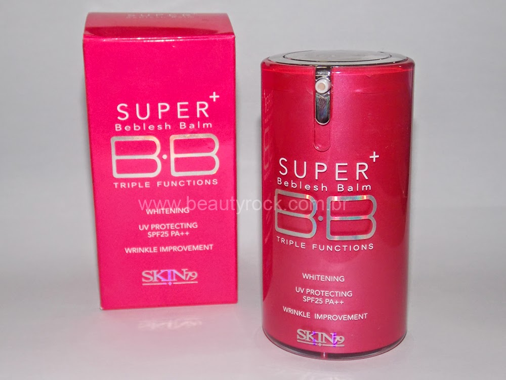 Resenha: BB Cream Triple Functions - Skin79