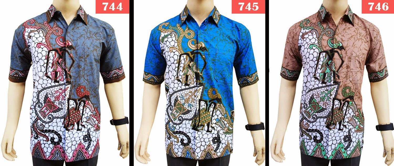 Batik Wayang Modern